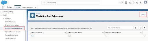marketing app extensions